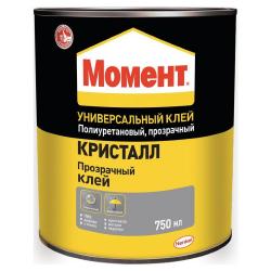 Клей Момент Кристалл 750мл