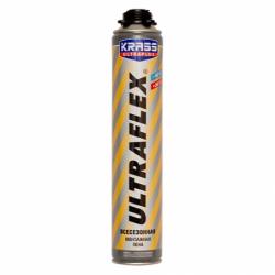 Пена монтажная KRASS ULTRAFLEX Пистолетная Всесезонная 0,7л