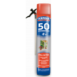 Пена монтажная KRASS Home Edition 50 0,75л