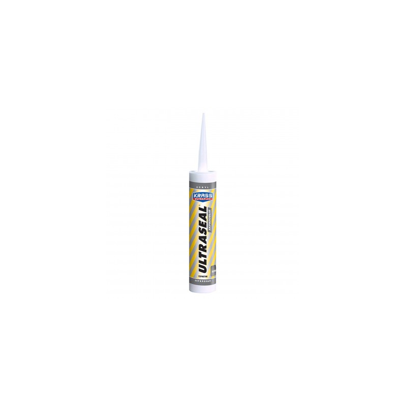 Герметик акриловый KRASS ULTRASEAL Белый 260мл
