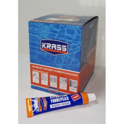 Клей KRASS жидкие гвозди универсальные Бежевый 80мл