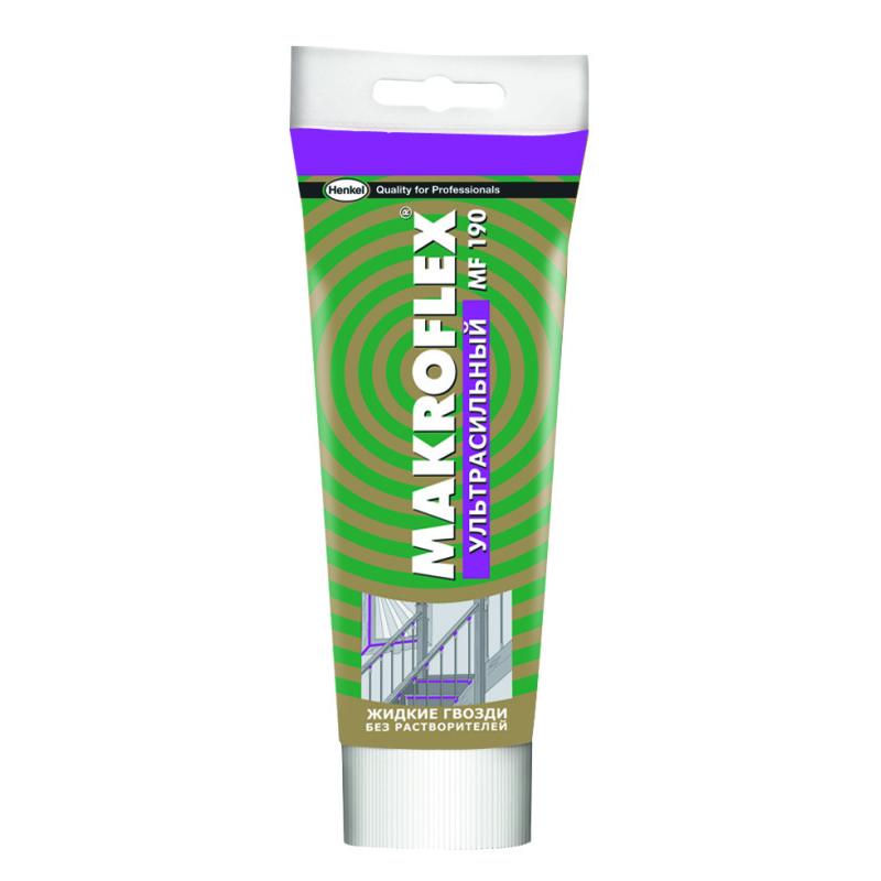 МАКРОФЛЕКС Bio Line MF190 клей ультрасильный (0,25кг)