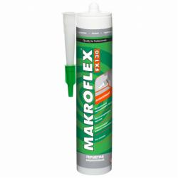 МАКРОФЛЕКС FX130 герметик акриловый белый (450гр.)